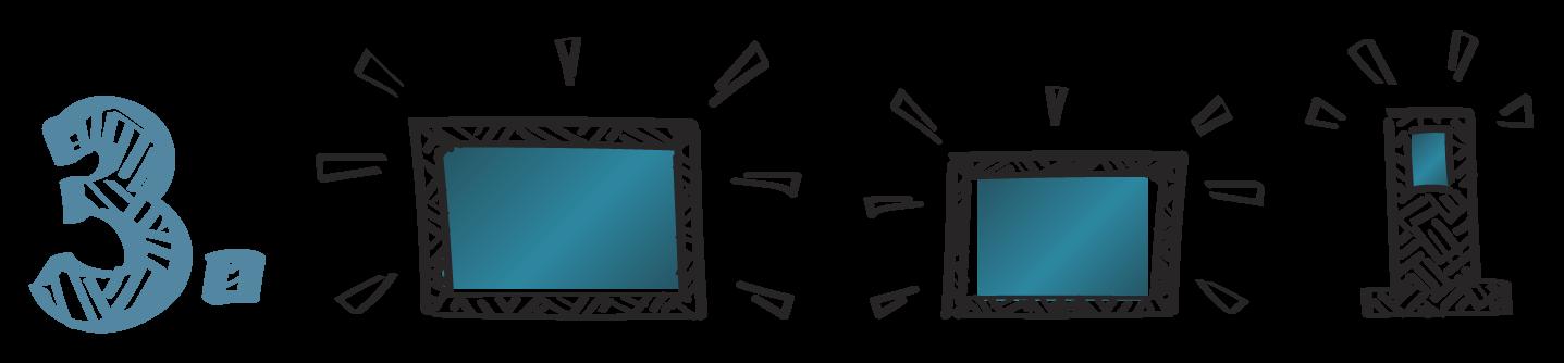 Infoflyt ikoner steg 3